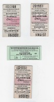 Silverton RR tickets Otto Mears 2