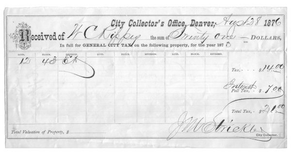 city-of-denver-colorado-tax-collection-billhead-1876-1