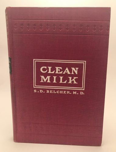 clean-milk-by-s-d-belcher-m-d-1912