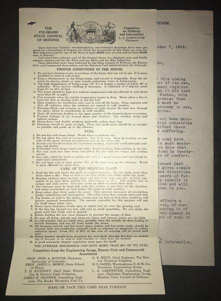 colorado-council-of-defense-coal-shortage-document-1918-1