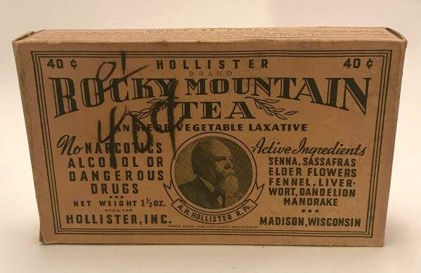 hollister-brand-rocky-mountain-tea-box-wisconsin-ca-1900-1