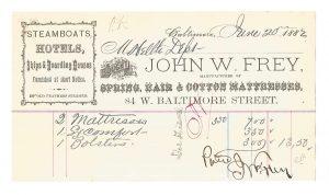 john-w-frey-smallpox-billheads-baltimore-maryland-1882-2
