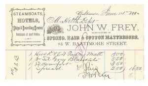john-w-frey-smallpox-billheads-baltimore-maryland-1882-4