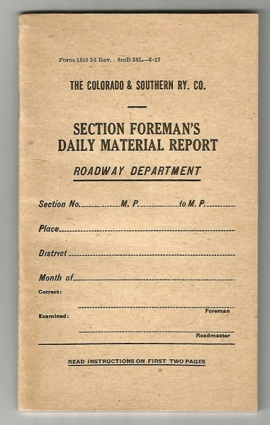 the-colorado-southern-railway-company-foremans-material-report-1916