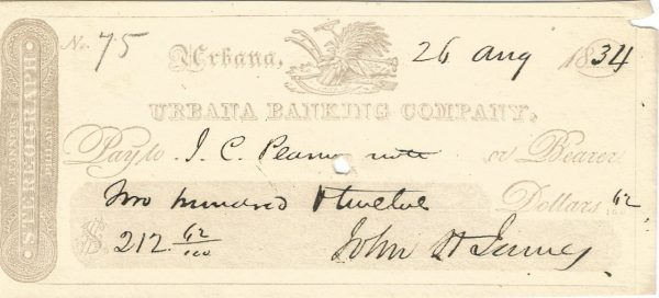 urbana-banking-company-check-ohio-august-26th-1834-cancelled