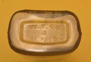 J.H. Horsnyder Druggist and Chemist Medicine Bottle Santa Cruz California ca. 1900 3