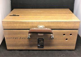 Dynamometer Voltmeter Model D Sensitive Research Instrument Corp 1962 (3)