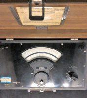 Dynamometer Voltmeter Model D Sensitive Research Instrument Corp 1962 (5)