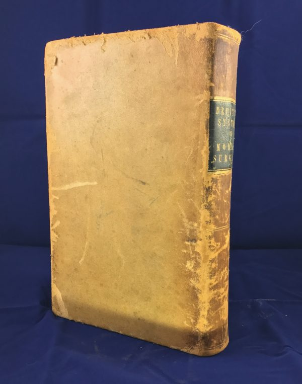The Principles and Practices of Modern Surgery by Robert Druitt 1867 Civil War Era 3